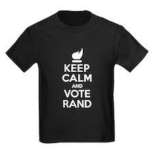 Keep Calm and Vote Rand Paul T-Shirt