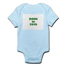 Born in 2015 Body Suit