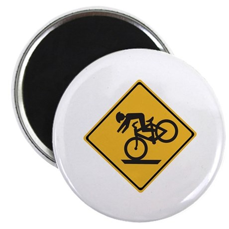 Helmets Recommended - USA Magnet