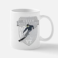 Ski Green Mountains Mug