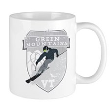 Ski Green Mountains Mug