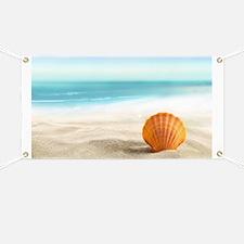 Summer Sand Banner
