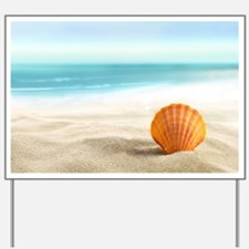 Summer Sand Yard Sign