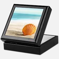Summer Sand Keepsake Box