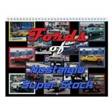 Ford thunderbolt Calendars