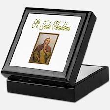 St. Jude Thaddeus Keepsake Box