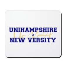 Unihampshire of New Versity --  Mousepad