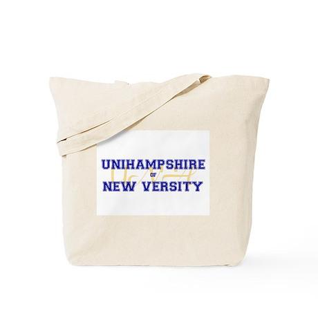 Unihampshire of New Versity -- Tote Bag