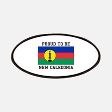 Proud To Be New Caledonia Patch
