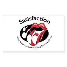 Satisfaction Decal