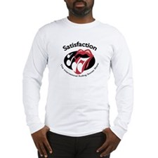Satisfaction Long Sleeve T-Shirt