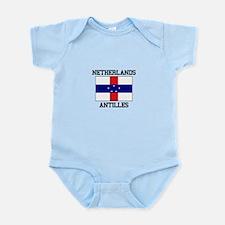 Netherlands Antilles Body Suit