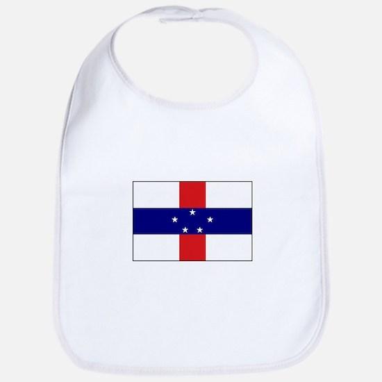 Netherlands Antilles, Flag Bib