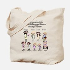Custom Grandmother's Tote Bag