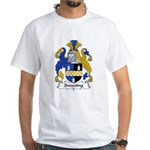Sweeting Family Crest White T-Shirt