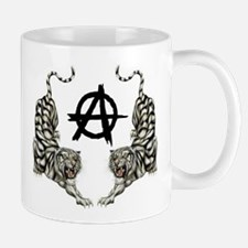 DOUBLE TIGER - ANARCHY Mugs