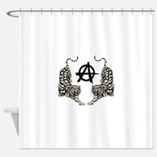 DOUBLE TIGER - ANARCHY Shower Curtain