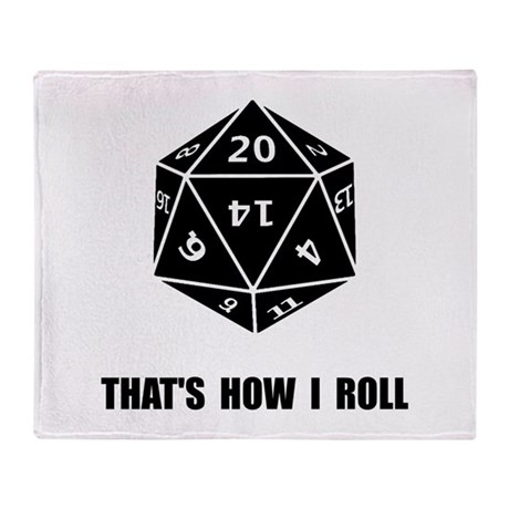 roll a 20 sided dice