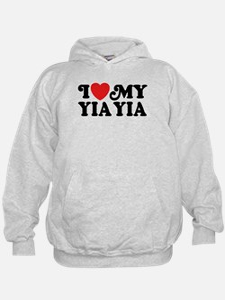 I Love My Yia Yia Hoodie