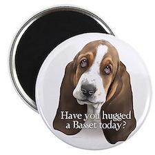 Basset hug Magnet