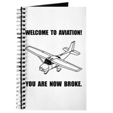 Aviation Broke Journal