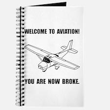 Aviation Broke Journal