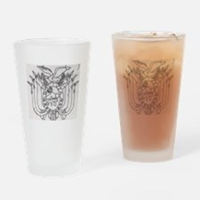 Bolivia Drinking Glass