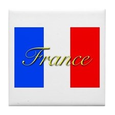 PARIS GIFT STORE Tile Coaster