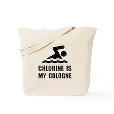Chlorine Cologne Tote Bag