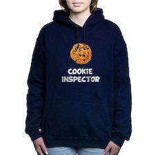Cookie Inspector Women's Hooded Sweatshirt