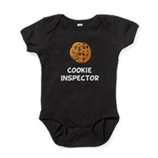Cookie Inspector Baby Bodysuit