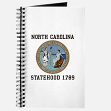 North Carolina statehood 1789 Journal