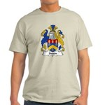 Swain Family Crest Light T-Shirt