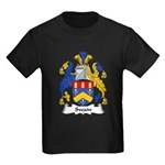 Swain Family Crest Kids Dark T-Shirt