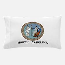 North Carolina Pillow Case