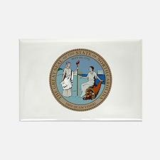 North Carolina State Seal Magnets