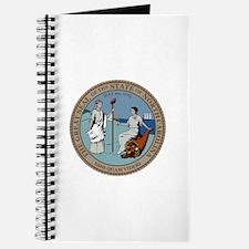 North Carolina State Seal Journal