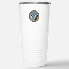 North Carolina State Seal Travel Mug