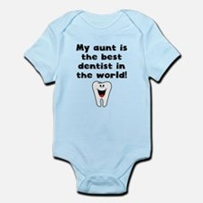 My Aunt Is The Best Dentist In The World Body Suit