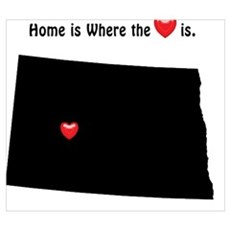 Home is Where the Heart Is Canvas Art