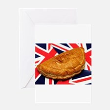 Cornish Pasty Greeting Cards