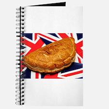 Cornish Pasty Journal