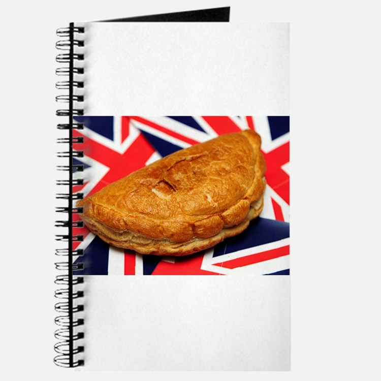 Cornish Pasty Journal