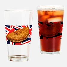 Cornish Pasty Drinking Glass