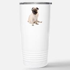 The Shady Pug Travel Mug