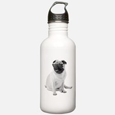 The Shady Pug Water Bottle