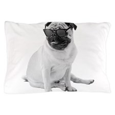 The Shady Pug Pillow Case