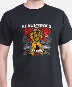 Real Heroes Firefighter T-Shirt