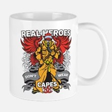 Real Heroes Firefighter Mug