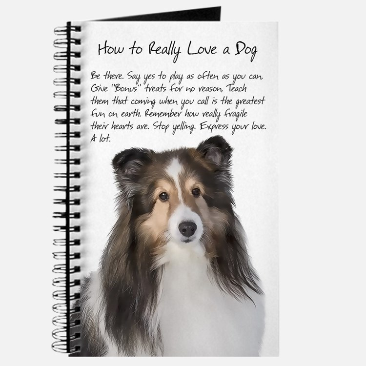 Real Love Sheltie Journal